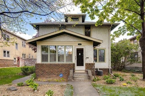 Photo of 2551 Lincoln Street NE, Minneapolis, MN 55418 (MLS # 5757887)