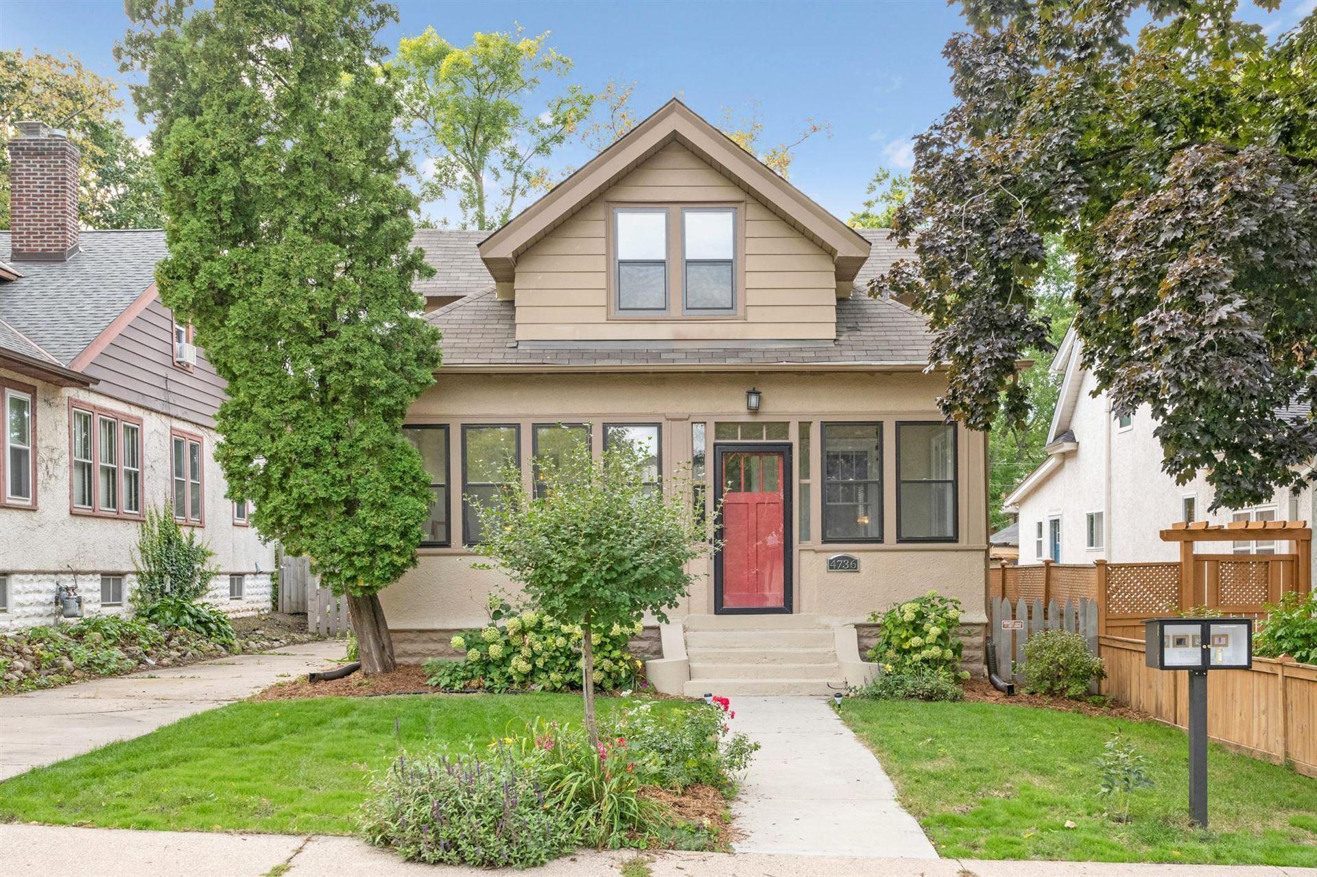 Photo of 4736 Bryant Avenue S, Minneapolis, MN 55419 (MLS # 6110890)