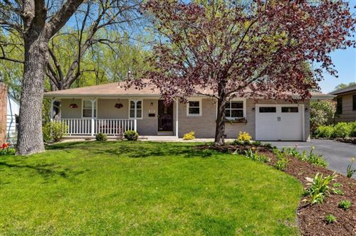 Photo of 319 Harrison Avenue S, Edina, MN 55343 (MLS # 5566892)