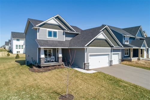 Photo of 5260 Porchlight View, Woodbury, MN 55129 (MLS # 5556897)