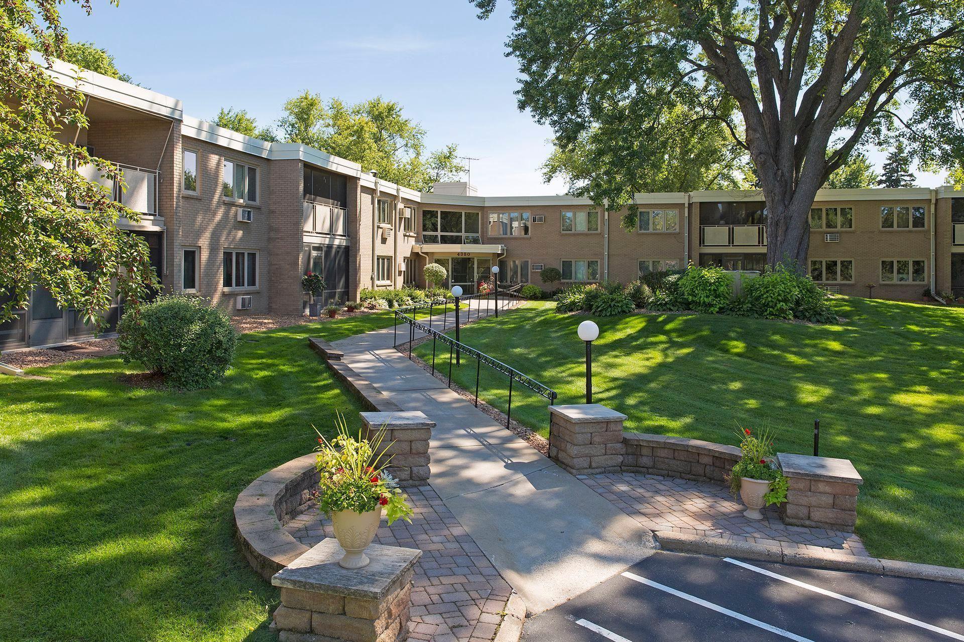 Photo of 4380 Brookside Court #203, Edina, MN 55436 (MLS # 6101897)