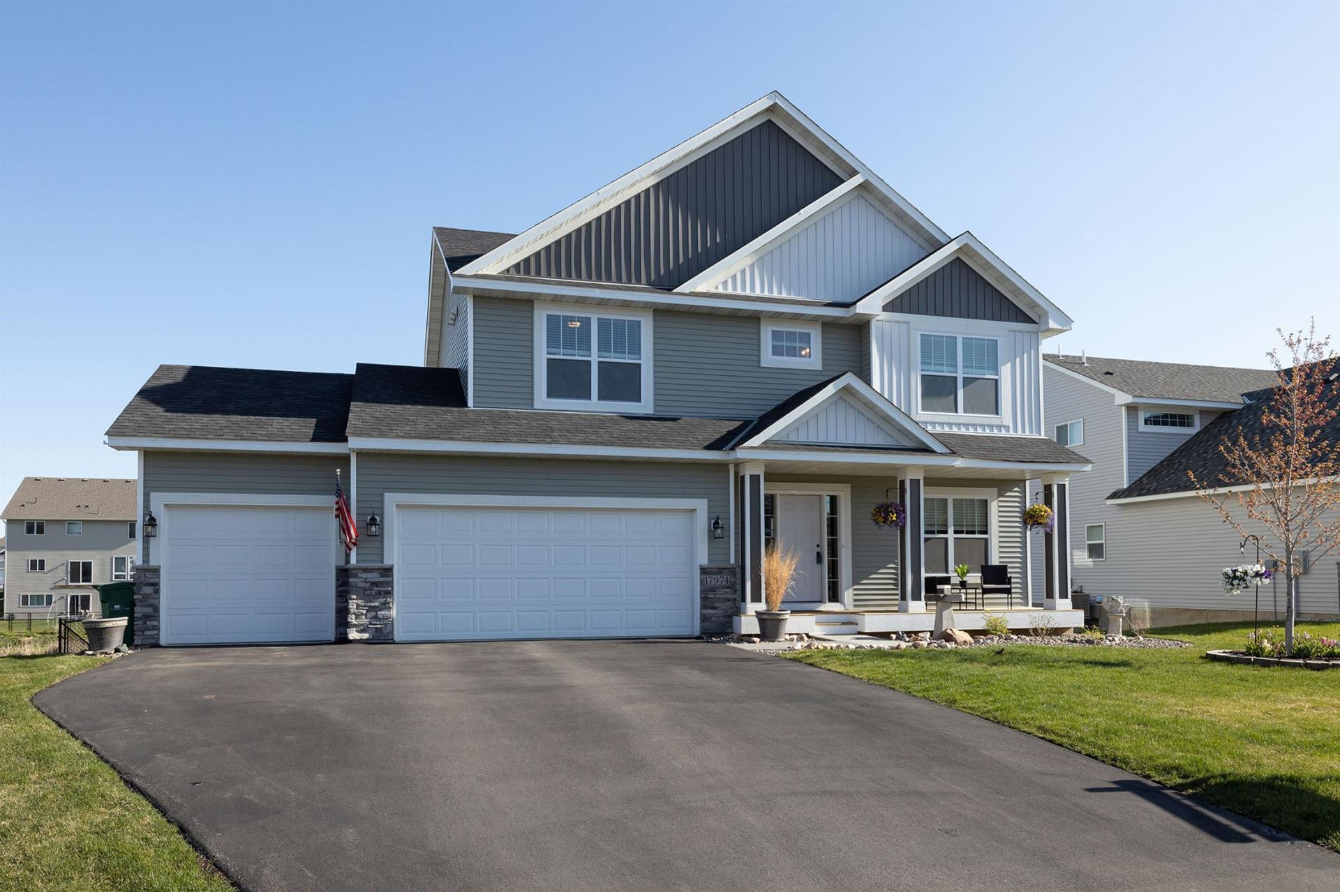 Photo of 17974 Equinox Avenue, Lakeville, MN 55044 (MLS # 5740900)