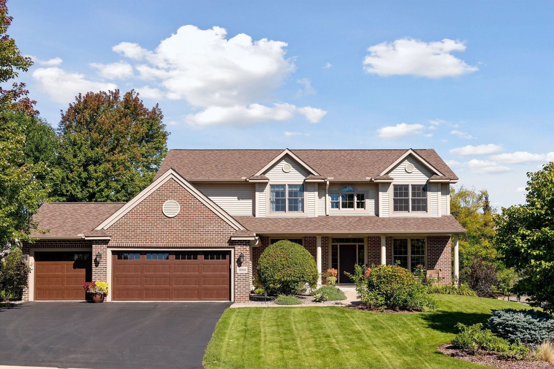 Photo of 18968 Ironriver Court, Lakeville, MN 55044 (MLS # 6093907)