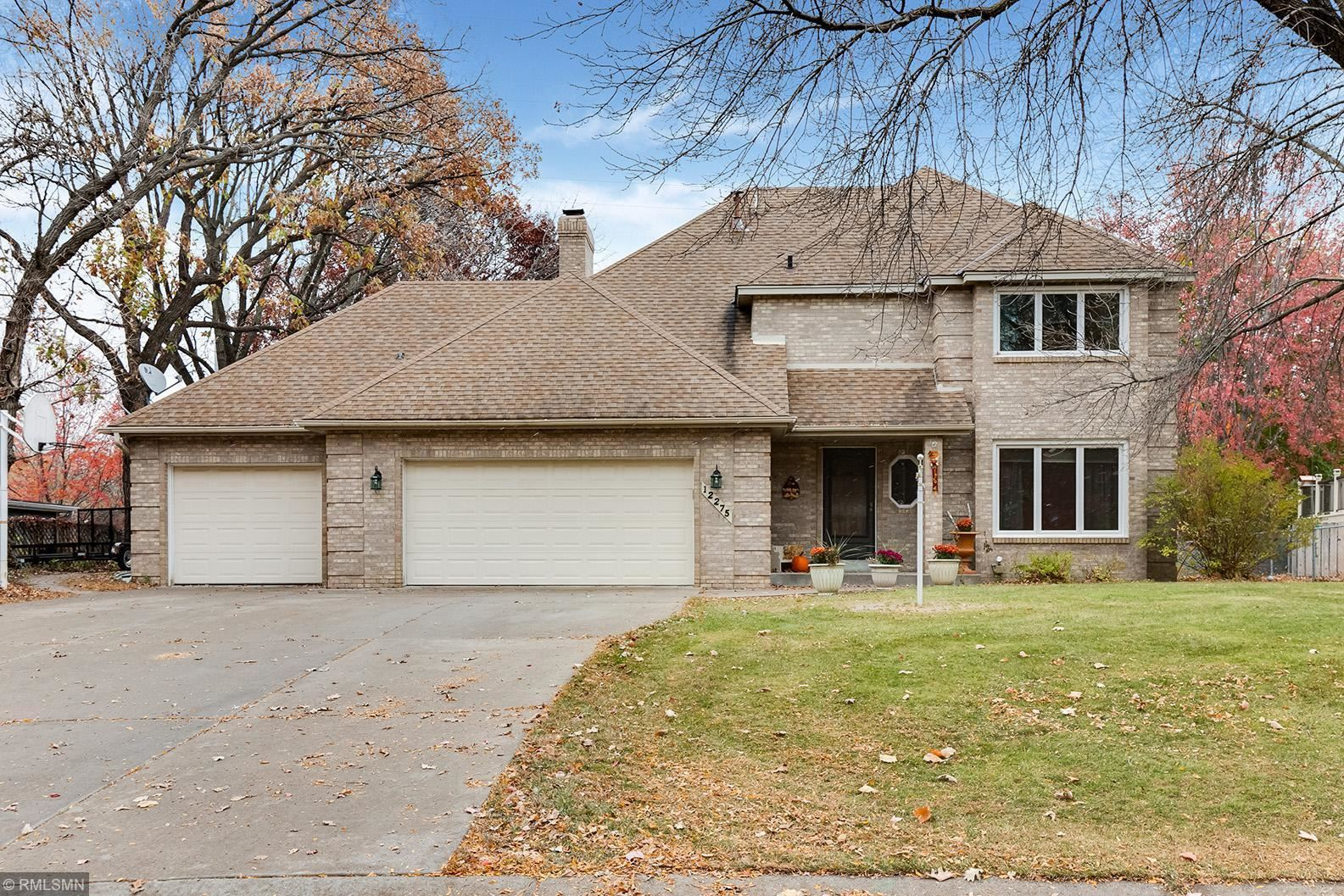 12275 Grouse Street NW, Coon Rapids, MN 55448 - MLS#: 5667912