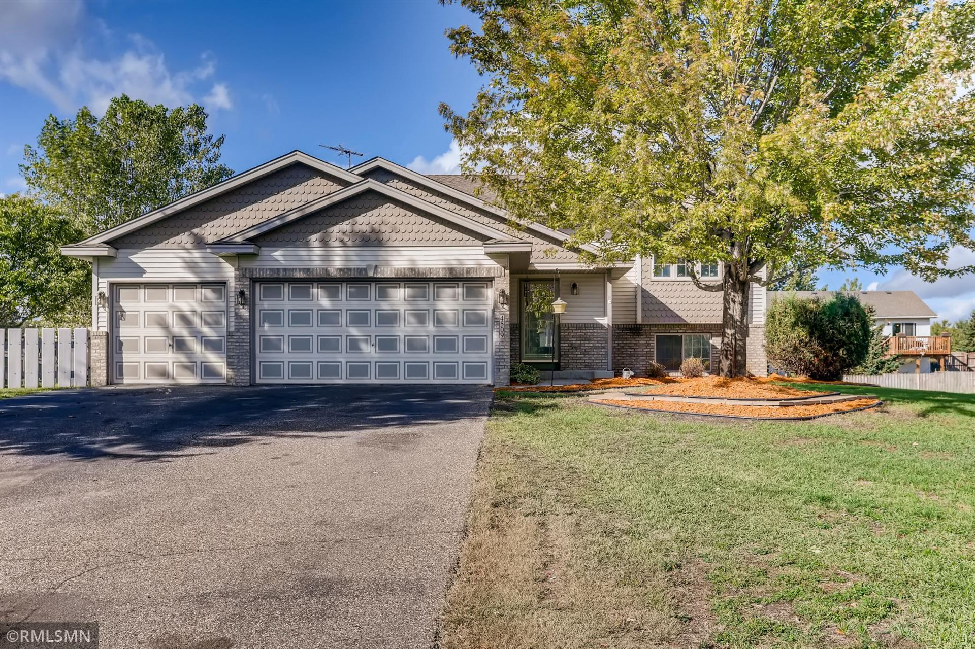 Photo of 4509 232nd Court NW, Saint Francis, MN 55070 (MLS # 6100924)
