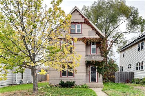Photo of 1704 Tyler Street NE, Minneapolis, MN 55413 (MLS # 6119930)