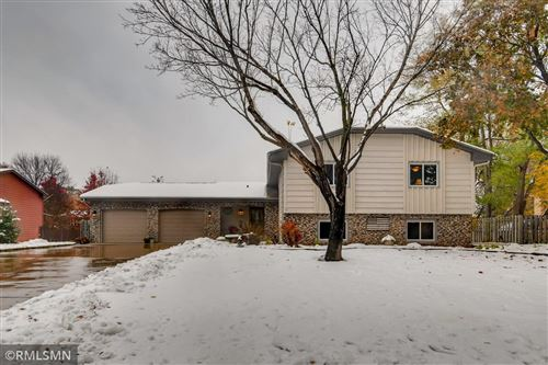 Photo of 3637 114th Lane NW, Coon Rapids, MN 55433 (MLS # 5676936)