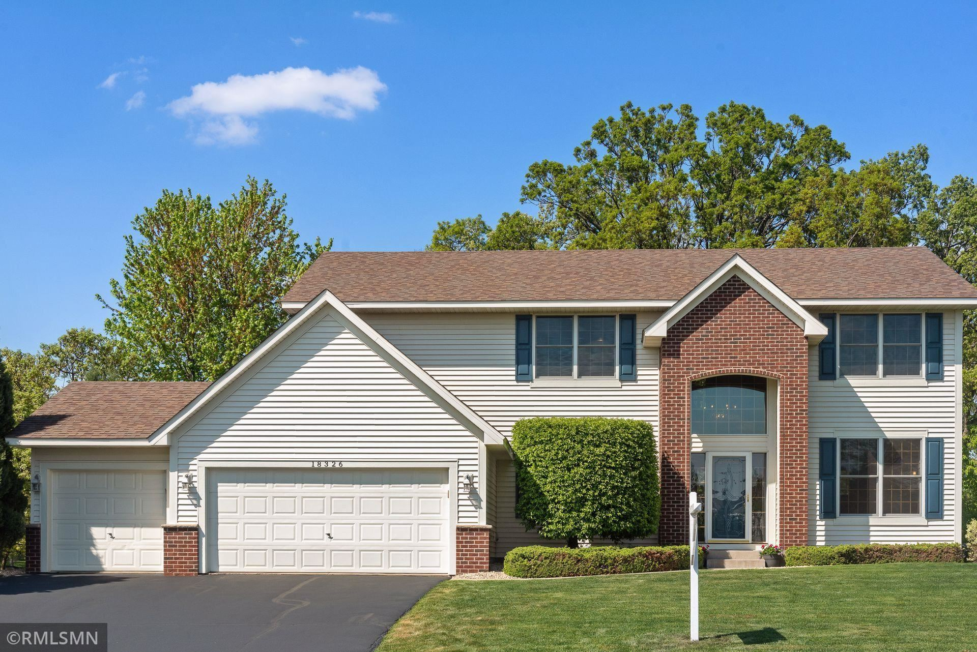 Photo of 18326 Kingsway Path, Lakeville, MN 55044 (MLS # 5756936)