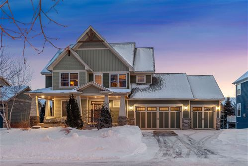 Photo of 5220 167th Street W, Lakeville, MN 55044 (MLS # 5716946)
