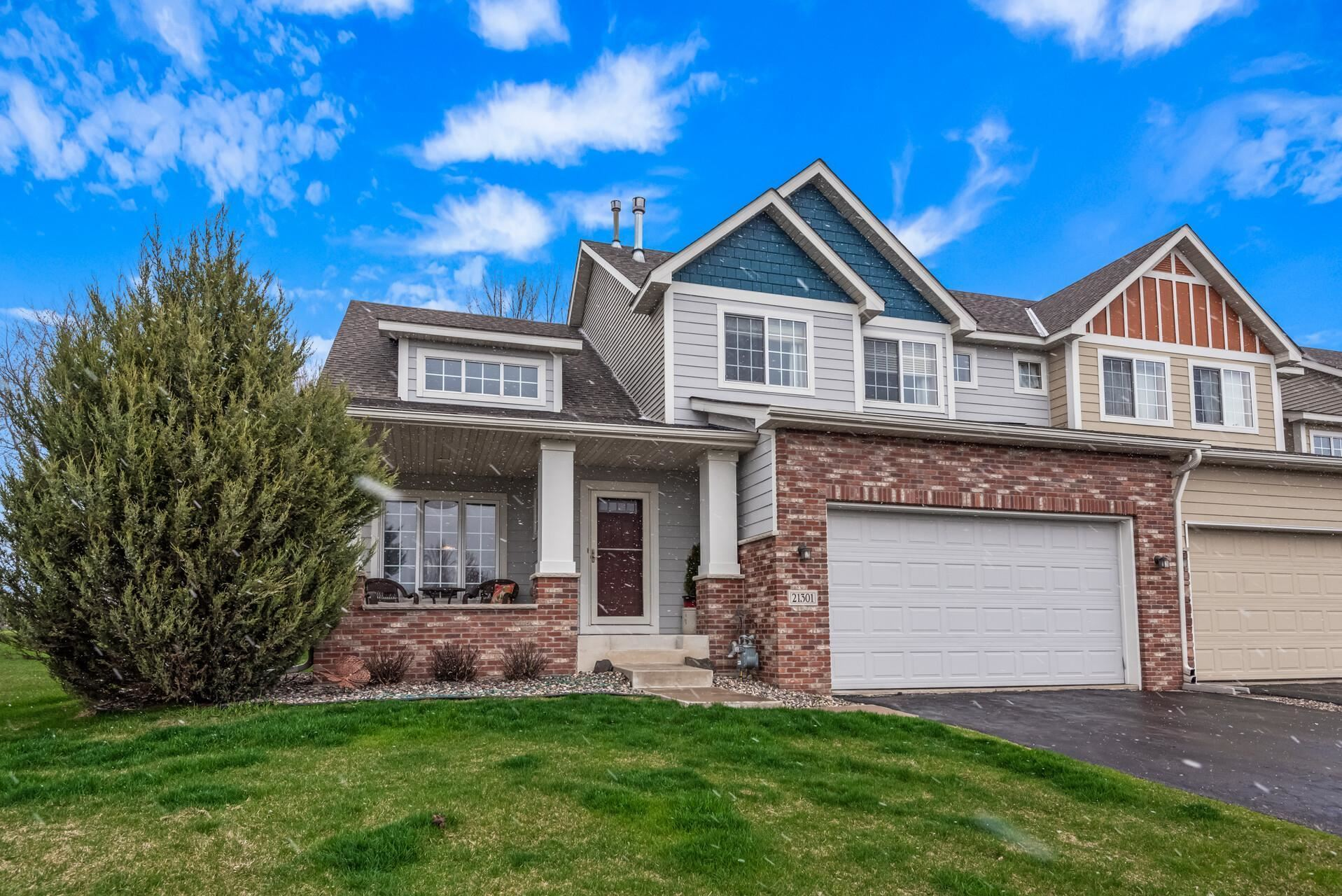 Photo of 21301 Hytrail Circle, Lakeville, MN 55044 (MLS # 5742956)
