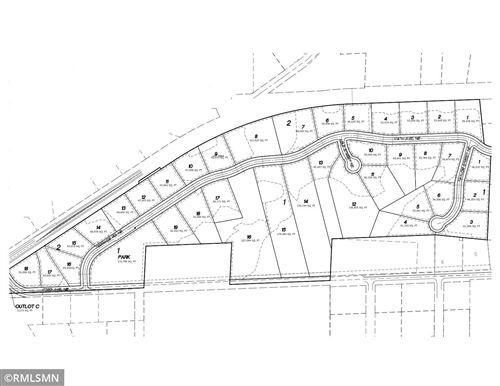 Photo of XXX Terrace Road NE, Ham Lake, MN 55304 (MLS # 6114978)