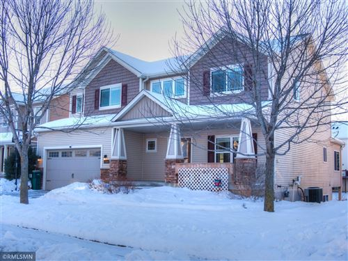 Photo of 12440 Opal Street NE, Blaine, MN 55449 (MLS # 5703980)