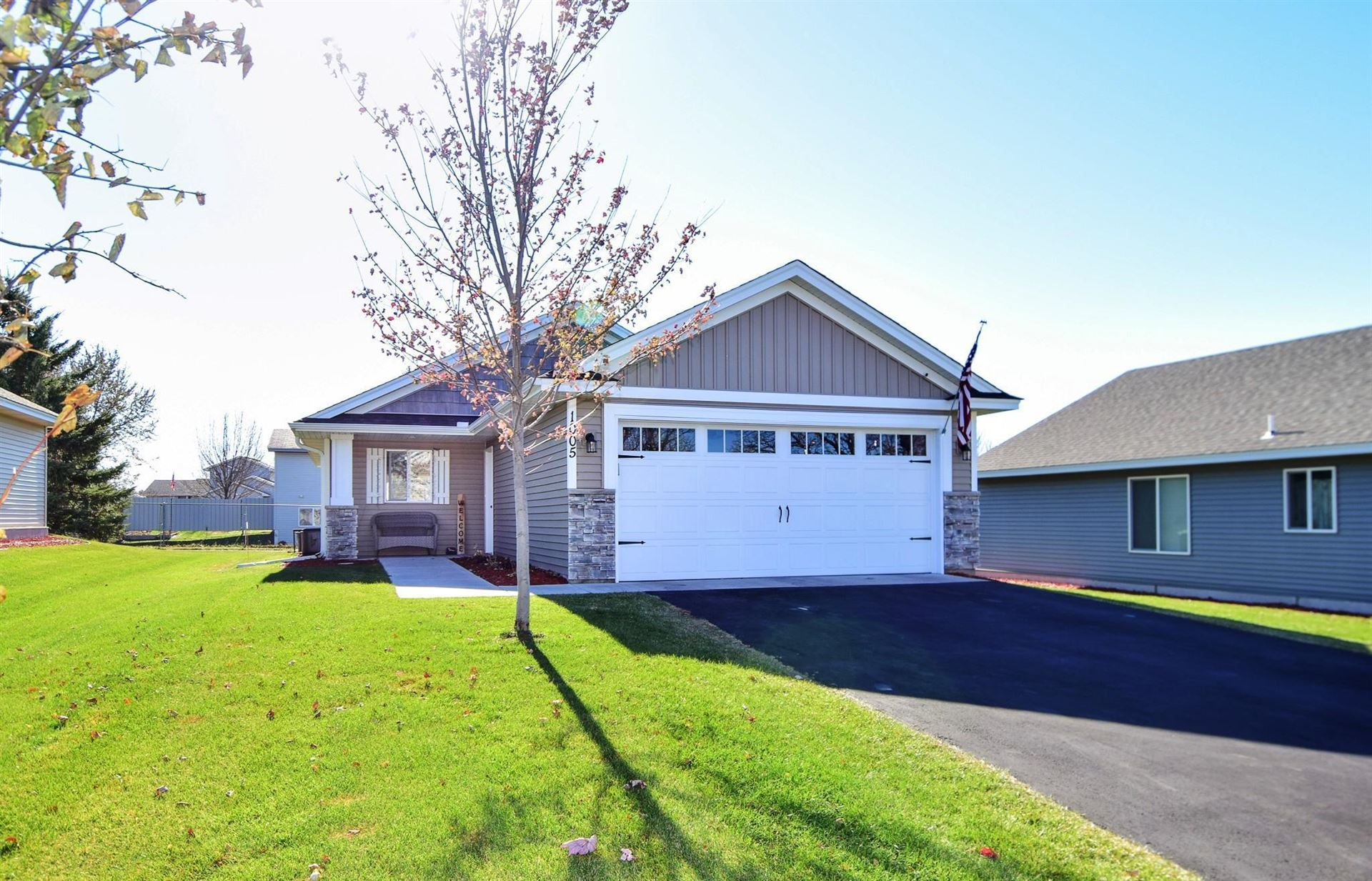 1005 Winsome Way NW, Isanti, MN 55040 - MLS#: 5681988