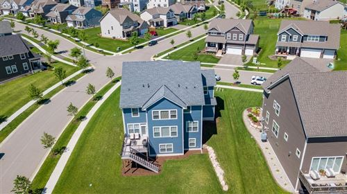 Photo of 4105 Painted Sky Trail, Chaska, MN 55318 (MLS # 5577992)