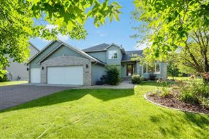 Photo of 6670 Clearwater Creek Drive, Lino Lakes, MN 55038 (MLS # 5277993)