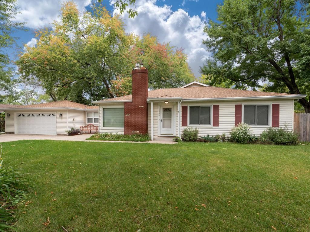 1895 Jerrold Avenue, Arden Hills, MN 55112 - MLS#: 5653993