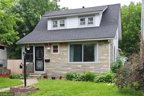 Photo of 1036 Gould Avenue NE, Columbia Heights, MN 55421 (MLS # 5610999)