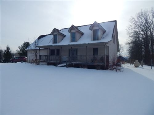 Photo of 8250 Hough Rd, Almont Township, MI 48003 (MLS # 50004003)