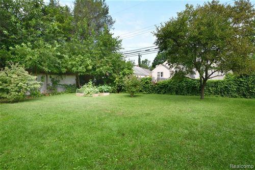 Tiny photo for 643 SPENCER ST, Ferndale, MI 48220-3544 (MLS # 40244005)