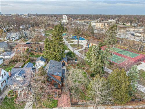 Tiny photo for 85 AMHERST RD, Pleasant Ridge, MI 48069-1205 (MLS # 40126011)