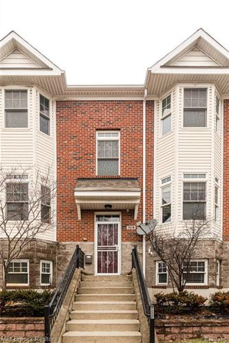 Tiny photo for 1516 W CANFIELD ST, Detroit, MI 48208-2904 (MLS # 40023013)