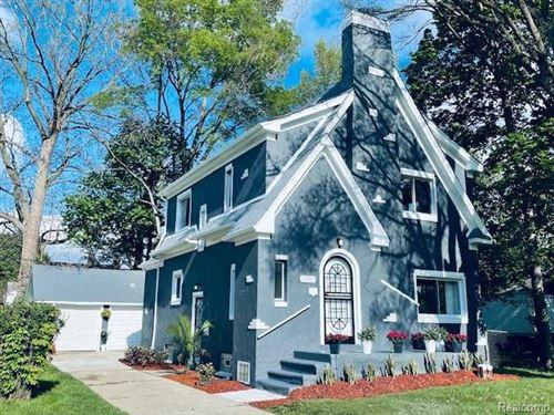 Photo of 15819 VAUGHAN ST, Detroit, MI 48223-1250 (MLS # 40172017)