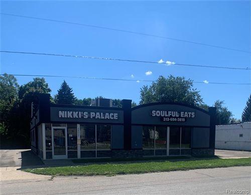 Photo of 24311 W 7 MILE RD, Detroit, MI 48219-1610 (MLS # 40239017)