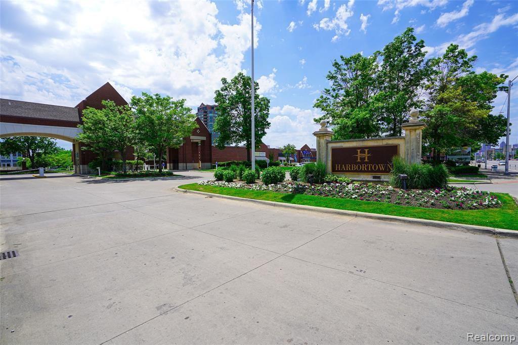 3320 SPINNAKER LN, Detroit, MI 48207-5032 - MLS#: 40180023