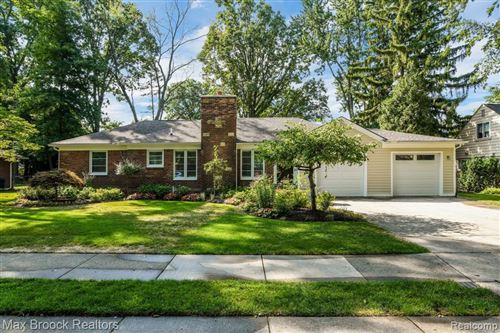Photo of 17381 KIRKSHIRE AVE, Beverly Hills, MI 48025-3261 (MLS # 40097032)