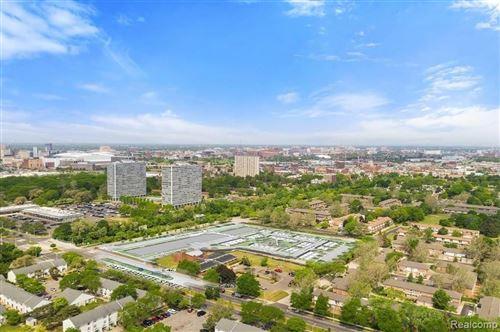 Tiny photo for 1041 HAMPTON CIR, Detroit, MI 48207 (MLS # 40183035)