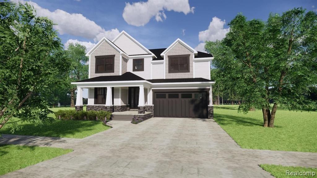 Photo for 1117 ROYAL AVE, Royal Oak, MI 48073-5708 (MLS # 40098037)