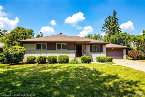 Photo of 16238 REEDMERE AVE, Beverly Hills, MI 48025-5553 (MLS # 40077039)