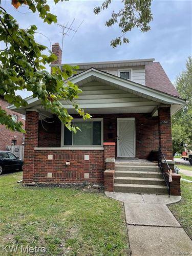 Photo of 5502 GRAYTON ST, Detroit, MI 48224-2152 (MLS # 40243039)