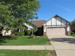 Photo of 52428 Antler Dr, Macomb, MI 48042 (MLS # 31398041)