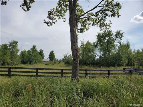 Photo of 1652 MURPHY LAKE RD, Silverwood, MI 48760- (MLS # 40091046)