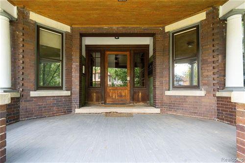 Tiny photo for 5217 COMMONWEALTH ST #1, Detroit, MI 48208-1789 (MLS # 40183052)