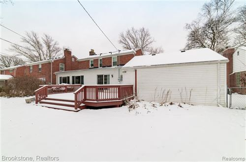 Tiny photo for 15892 DUNBLAINE AVE, Beverly Hills, MI 48025-4239 (MLS # 40143054)