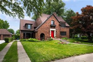 Photo of 1044 Bedford, Grosse Pointe Park, MI 48230 (MLS # 31385062)