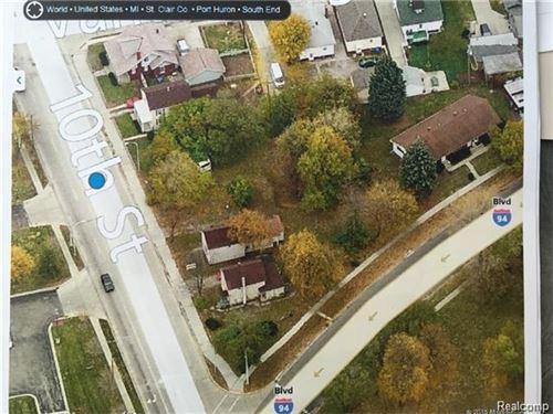 Photo of 2538 10TH ST, Port Huron, MI 48060- (MLS # 21188070)