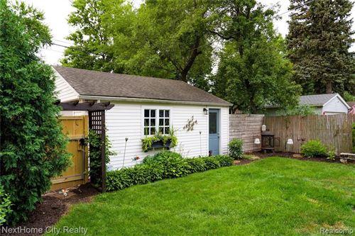 Tiny photo for 705 W SARATOGA ST, Ferndale, MI 48220-1836 (MLS # 40199086)