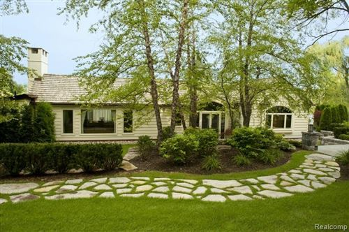 Tiny photo for 2623 TURTLE SHORES, Bloomfield Hills, MI 48302- (MLS # 20732092)