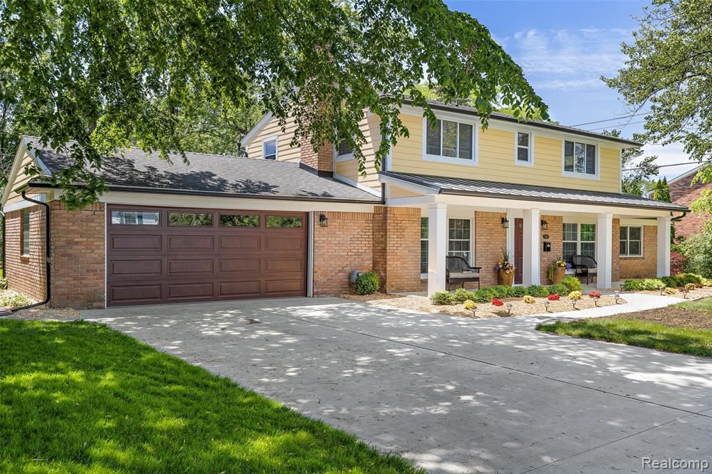 Photo for 17965 KIRKSHIRE AVE, Beverly Hills, MI 48025-3142 (MLS # 40064092)