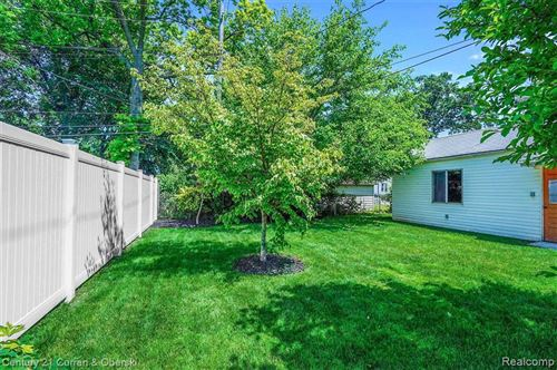 Tiny photo for 221 CHANNING ST, Ferndale, MI 48220 (MLS # 40196097)