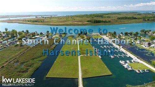 Photo of 7332 North Bay Drive LOT 15, Harsens Island, MI 48028 (MLS # 50055097)