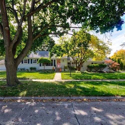 Tiny photo for 3663 ROCKINGHAM RD, Royal Oak, MI 48073-6748 (MLS # 40114103)