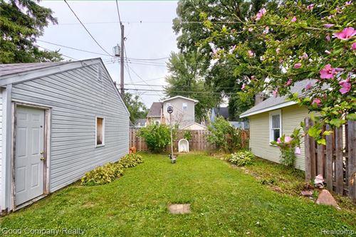 Tiny photo for 243 SILMAN ST, Ferndale, MI 48220-2508 (MLS # 40131103)