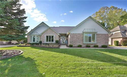 Photo of 43439 RHINELAND DR, Sterling Heights, MI 48314-1957 (MLS # 40017104)