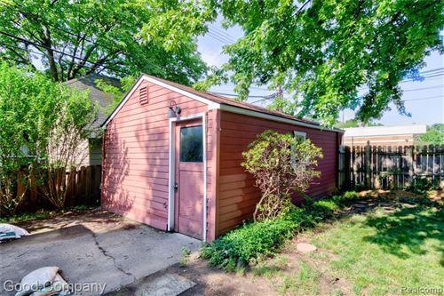 Tiny photo for 8 AMHERST RD, Pleasant Ridge, MI 48069-1203 (MLS # 40193107)