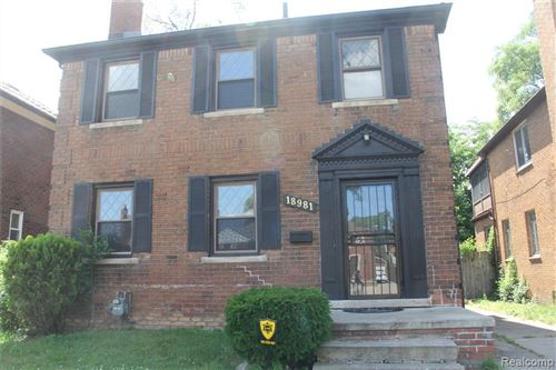 Photo of 18981 NORTHLAWN ST, Detroit, MI 48221-2036 (MLS # 40185108)