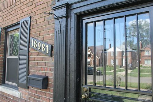 Tiny photo for 18981 NORTHLAWN ST, Detroit, MI 48221-2036 (MLS # 40185108)
